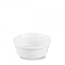 Churchill Cookware Round Pie Dish White 13.5 x 5cm