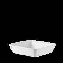 Churchill Counter Serve Square Baking Dish White 25 x 25 x 6.2cm