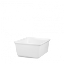 Churchill Counter Serve Shallow Casserole Dish 17.5 x 18.5 x 8.5cm