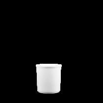 Churchill Counter Serve Deli Jar White 11cm