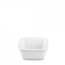 Churchill Cookware Square Pie Dish White 12 x 12 x 12cm