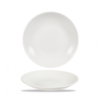 Churchill Isla White Deep Coupe Plate 25.5cm