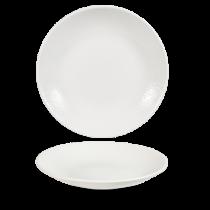Churchill Isla White Deep Coupe Plate 28.1cm