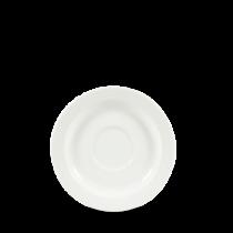 Churchill Isla White Saucer 12.8cm