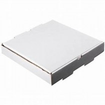 Compostable White Pizza Box 10 Inch