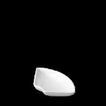 Churchill Voyager Solar Dish White 14cm