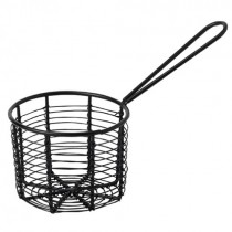 Black Wire Basket 21 x 10 x 7.5(H)