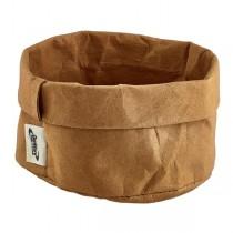 Brown Washable Paper Bag 13 x 10cm