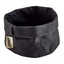 Black Washable Paper Bag 13 x 10cm