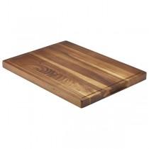 Acacia Wood Serving Board 40 x 30 x 2.5cm