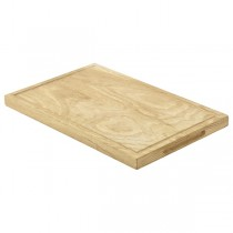 Oak Wood Serving Board 34 x 22 x 2cm