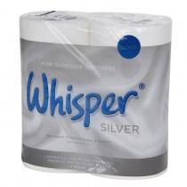 Whisper Silver Luxury Toilet Tissue