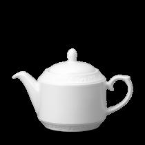 Churchill Chateau Tea Pots White 80cl
