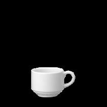 Churchill Chateau Tea Cups White 20cl / 7oz