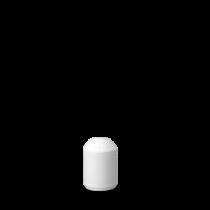 Churchill Chateau Salt Shakers White 8cm