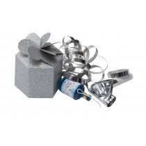 Silver Sparkle Party Box