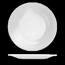 Churchill Art de Cuisine Menu Porcelain Broad Rim Dinner Plate 30.5cm