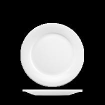 Churchill Art de Cuisine Menu Porcelain Mid Rim Plate 17.1cm