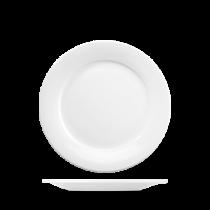 Churchill Art de Cuisine Menu Porcelain Mid Rim Plate 20.3cm