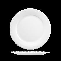 Churchill Art de Cuisine Menu Porcelain Mid Rim Plate 22.8cm