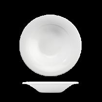 Churchill Art de Cuisine Menu Porcelain Mid Rim Soup Bowl 28cl 10oz