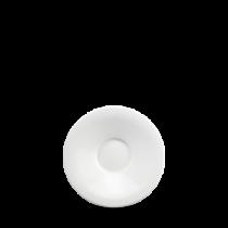 Churchill Art de Cuisine Menu Porcelain Broad Rim Espresso Saucer 11.5cm