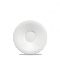 Churchill Art de Cuisine Menu Porcelain Broad Rim Tea Saucer 16.5cm