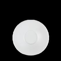 Churchill Art de Cuisine Menu Porcelain Broad Rim Tea Saucer 17.1cm