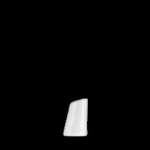 Churchill Art de Cuisine Menu Porcelain Salt Cellar 7.9cm