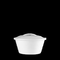 Churchill Art de Cuisine Menu Porcelain Lidded Casserole Dish 13.4cm