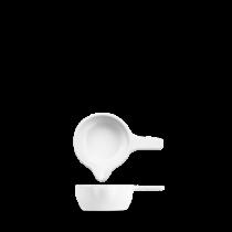 Churchill Art de Cuisine Menu Porcelain Mini Saucepan 6.5 x 3cm