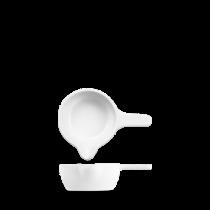 Churchill Art de Cuisine Menu Porcelain Mini Saucepan 8 x 4.5cm