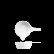 Churchill Art de Cuisine Menu Porcelain Mini Saucepan 8 x 5.5cm