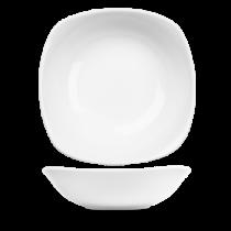 Churchill Art de Cuisine Menu Porcelain Square Bowl 127.9cl 45oz