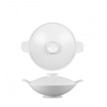 Churchill Art de Cuisine Menu Porcelain Small Lidded Bowl 34.1cl 12oz