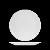 Churchill Art de Cuisine Menu Porcelain Coupe Plate 15.5cm