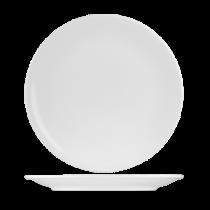 Churchill Art de Cuisine Menu Porcelain Coupe Plate 27cm