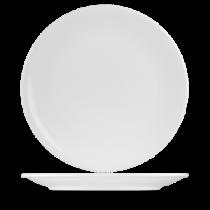 Churchill Art de Cuisine Menu Porcelain Coupe Plate 31cm
