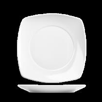 Churchill Art de Cuisine Menu Porcelain Square Plate 24cm