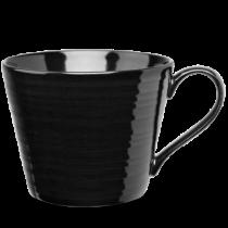 Churchill Art De Cuisine Rustics Snug Mug Black 12oz / 35.5cl