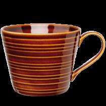 Churchill Art de Cuisine Rustic Snug Mug Brown 12oz/35.5cl