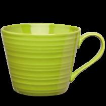 Churchill Art De Cuisine Rustics Snug Mug Green 12oz / 35.5cl