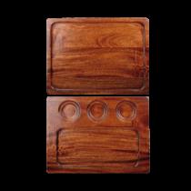 Art de Cusine Square Wooden Deli Board