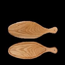 Art de Cuisine Rustic Oak Oval Board