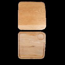 Art de Cuisine Rustic Oak Large Square Board