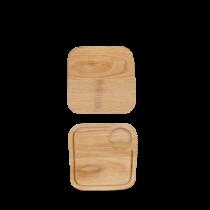 Art de Cuisine Rustic Oak Small Square Board