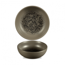 Churchill Art de Cuisine Caldera Flint Grey Bowl 13.4cm