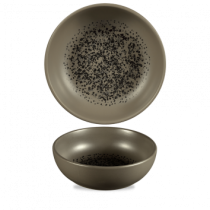 Churchill Art de Cuisine Caldera Flint Grey Bowl 16cm
