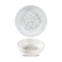 Churchill Art de Cuisine Caldera Chalk White Bowl 13.4cm