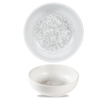 Churchill Art de Cuisine Caldera Chalk White Bowl 16cm